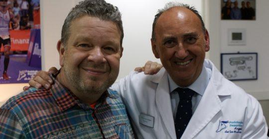 """Alberto Chicote: """"En forma en 70 días"""""""