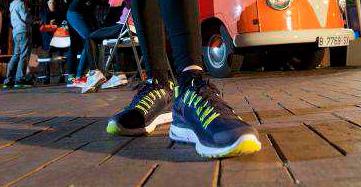 Zapatilla deportiva en articulo Yo Dona