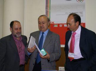 Miguel Guillen, Pedro Guillen y Angel de la Rubia