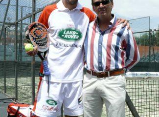 Juan Martin Diaz - Galleguito -. Campeon mundial de padel