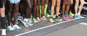 Salida de la Maratón de Madrid 2016