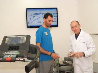 Youseff Aakou con Angel de la Rubia