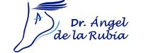 Podologia Deportiva Dr. Angel de la Rubia Logo